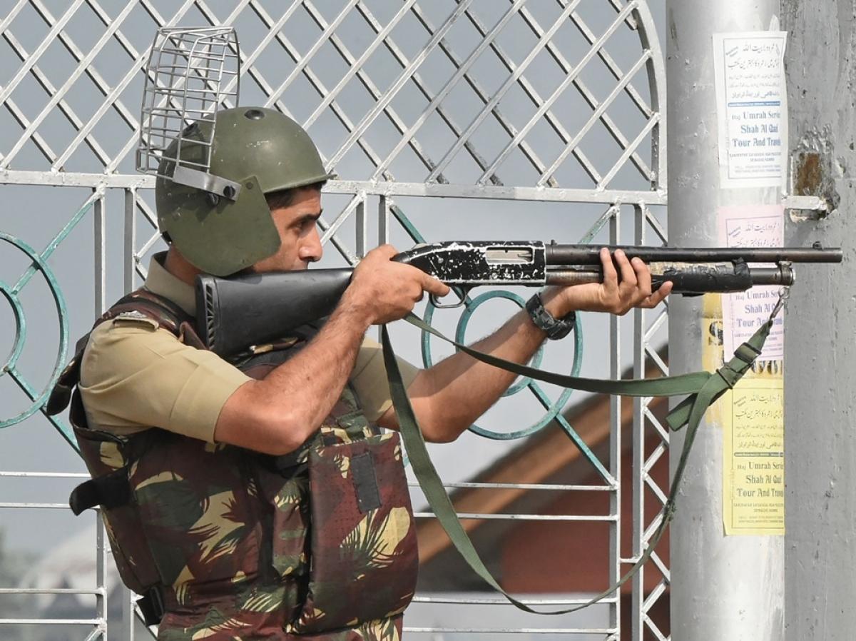 3 militants killed in Jammu and Kashmir encounter