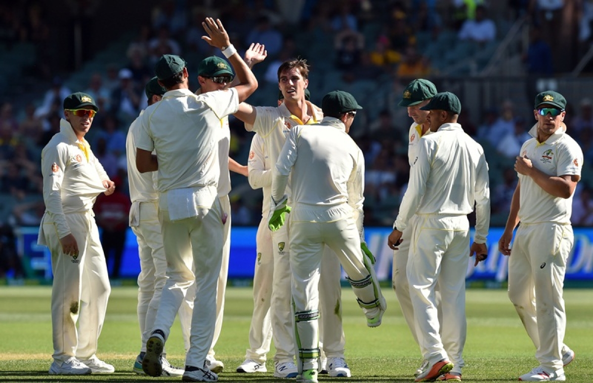 India vs Australia: India all out for 250 in first Test against Australia
