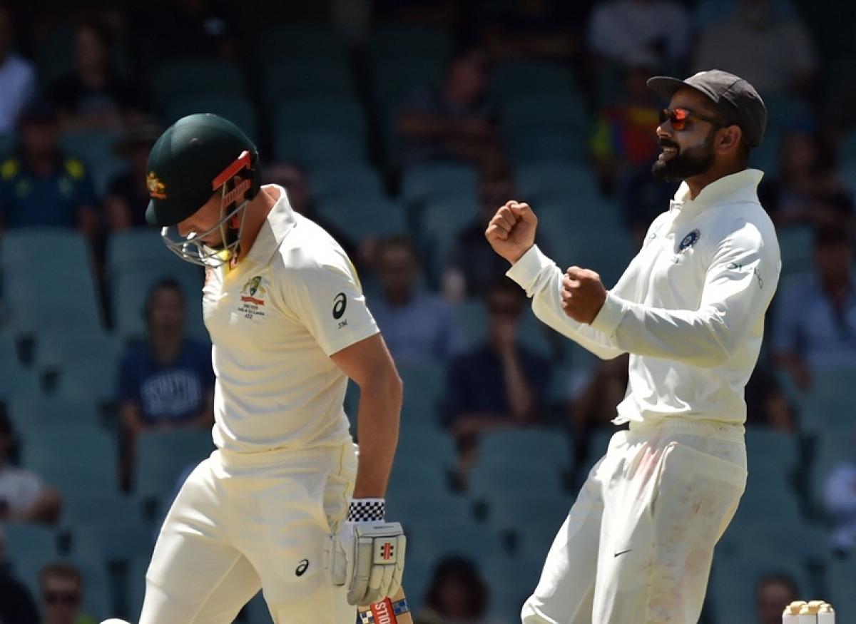 India vs Australia: Australia 186/6 at lunch on final day against India
