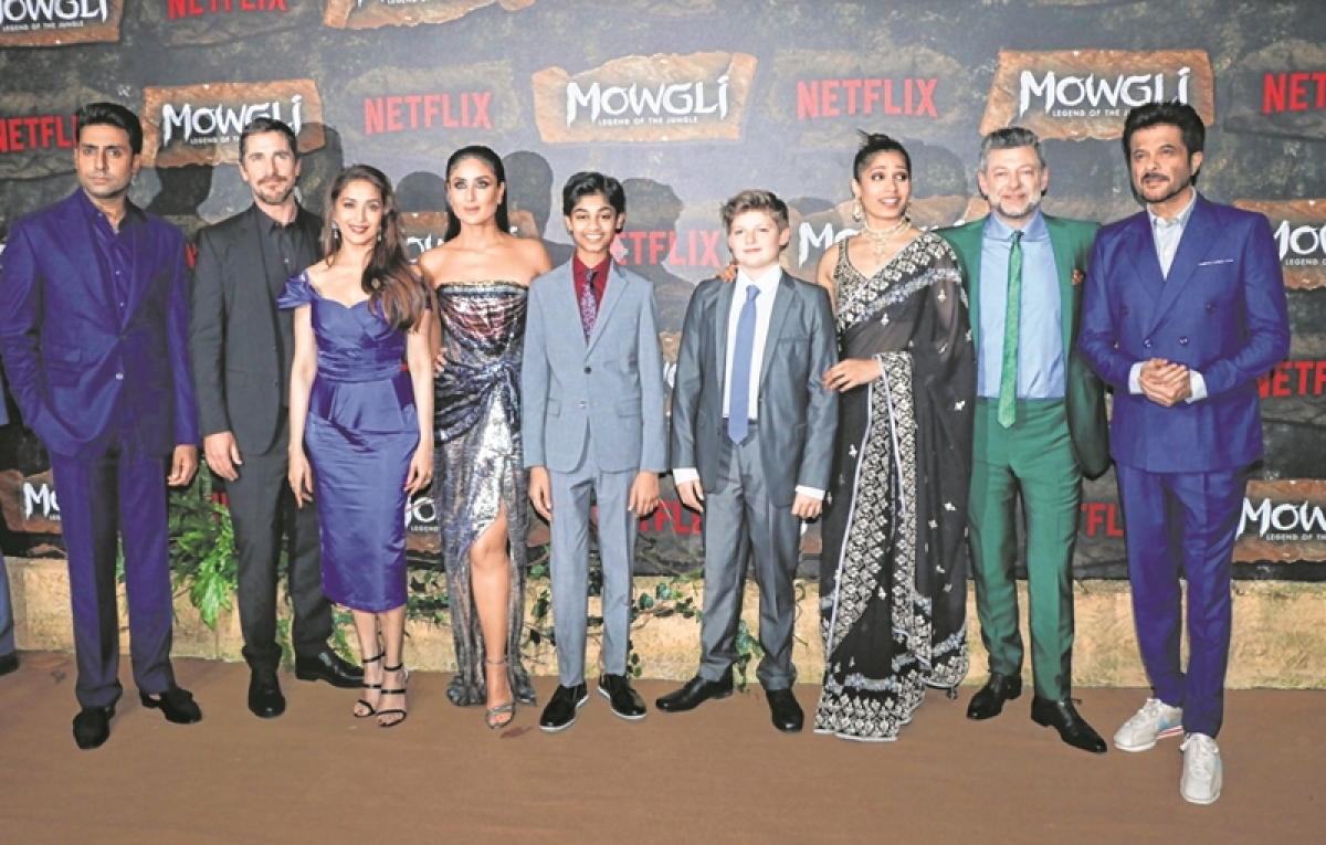 Mad about Mowgli! All the hype behind the glorious live action film on Netflix