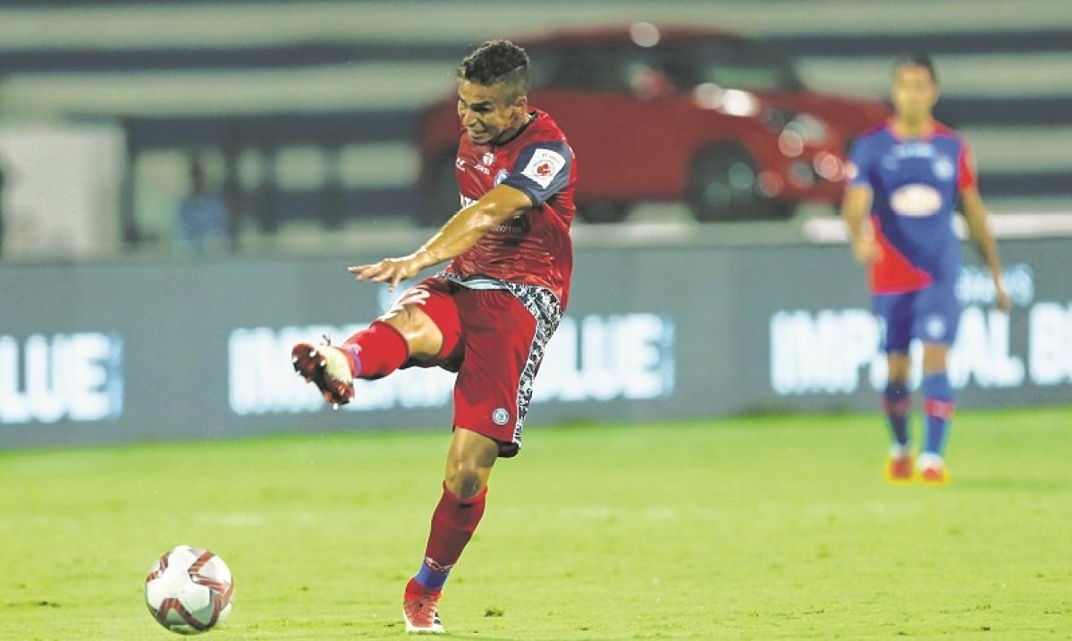 Indian Super League 2018-19: Jamshedpur FC beat Mumbai City  1-0