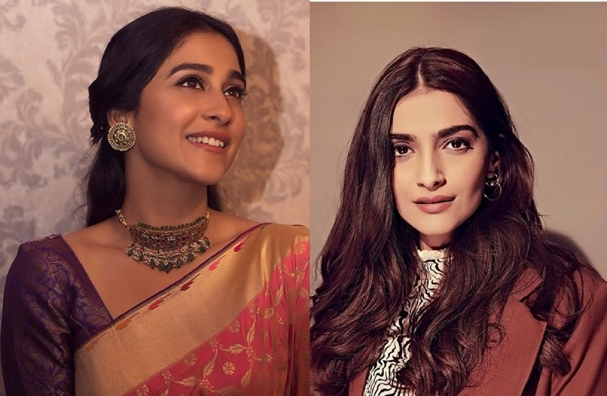 Does this actress play Sonam Kapoor's love interest in 'Ek Ladki Ko Dekha Toh Aisa Laga'?