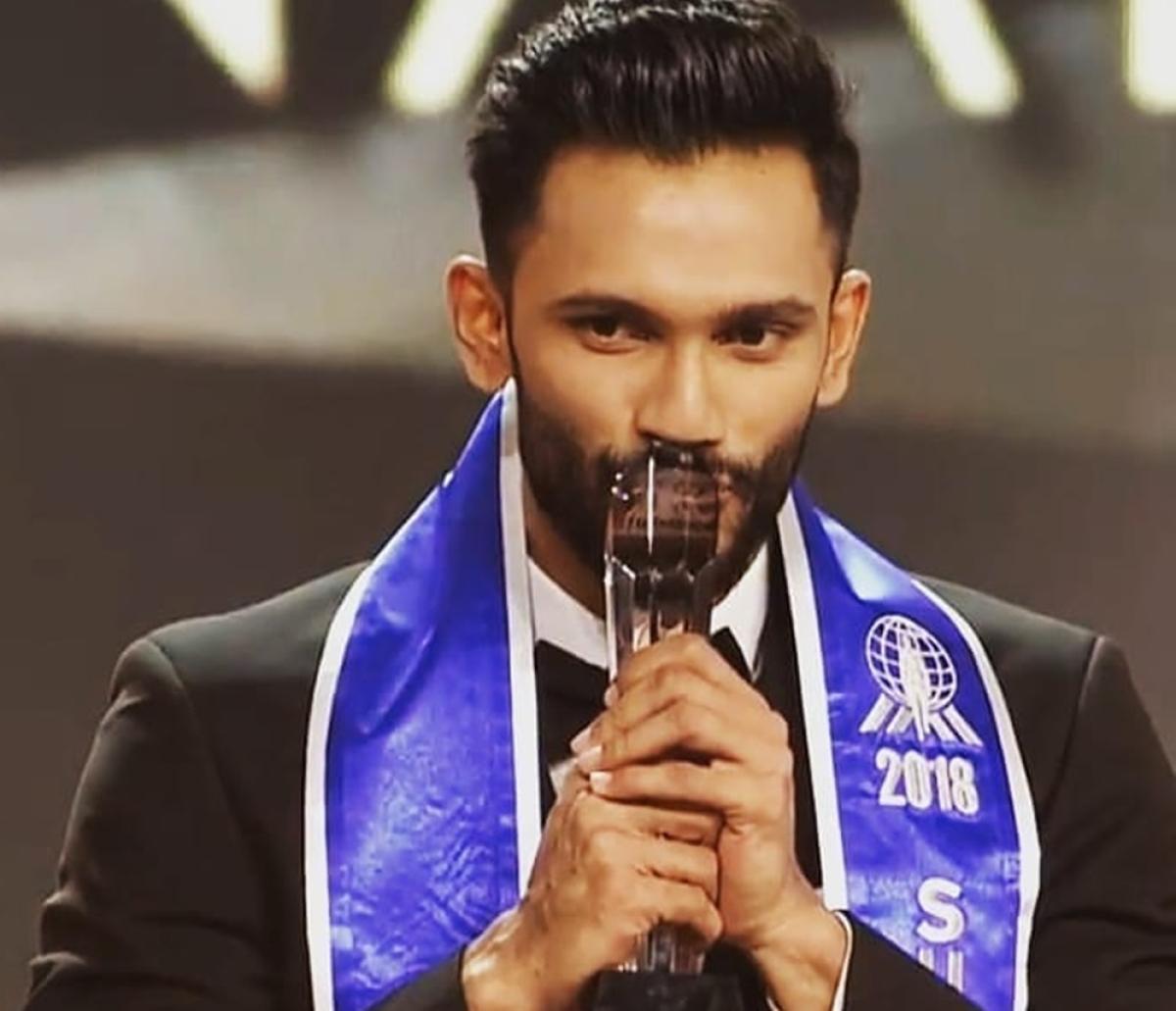 In a first, India's Prathamesh Maulingkar wins Mister Supranational 2018
