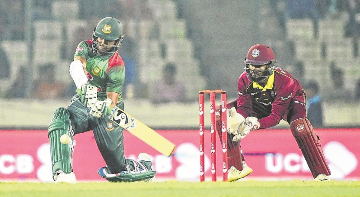 Bangladesh vs West Indies: Easy win for Bangladesh