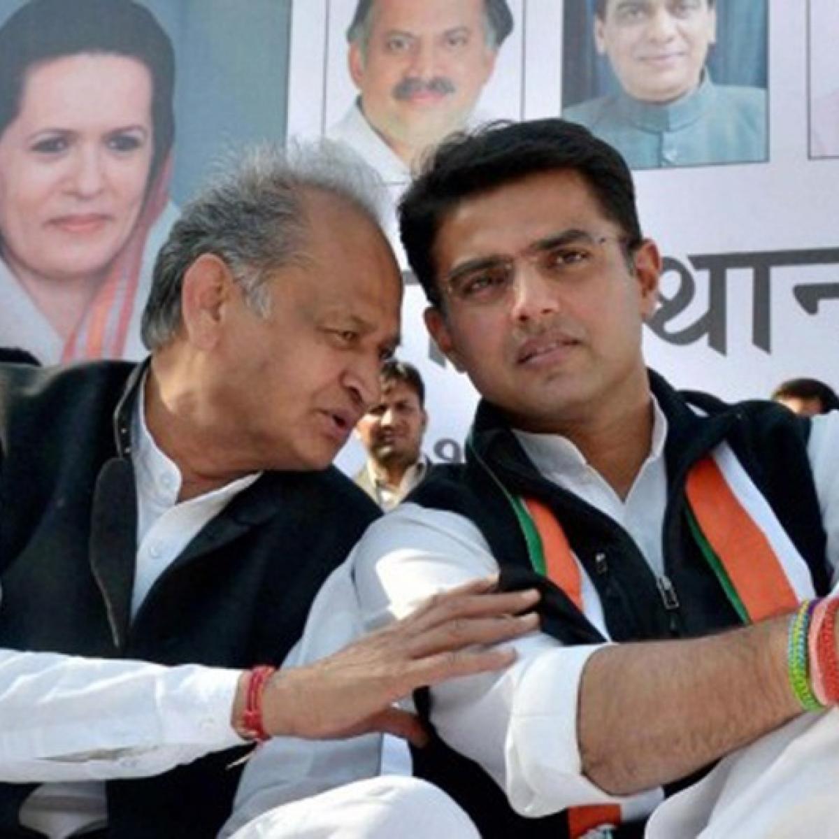 After Lok Sabha drubbing, Ashok Gehlot, Sachin Pilot leaving nothing to chance