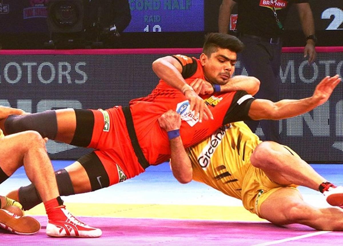 PKL 2018: Bengaluru Bulls thrash Gujarat Fortunegiants to seal final spot
