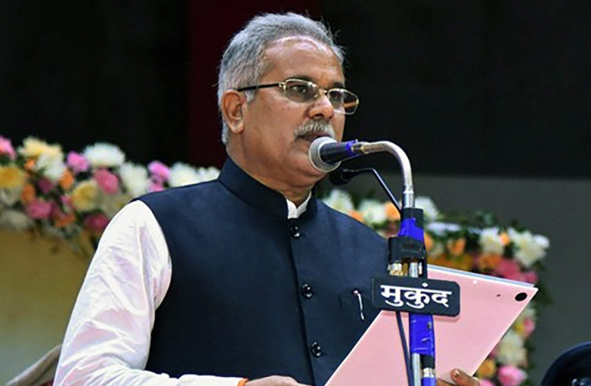 Chhattisgarh naxal attack: CM Bhupesh Baghel denies any security failure, says Naxalites will get befitting reply