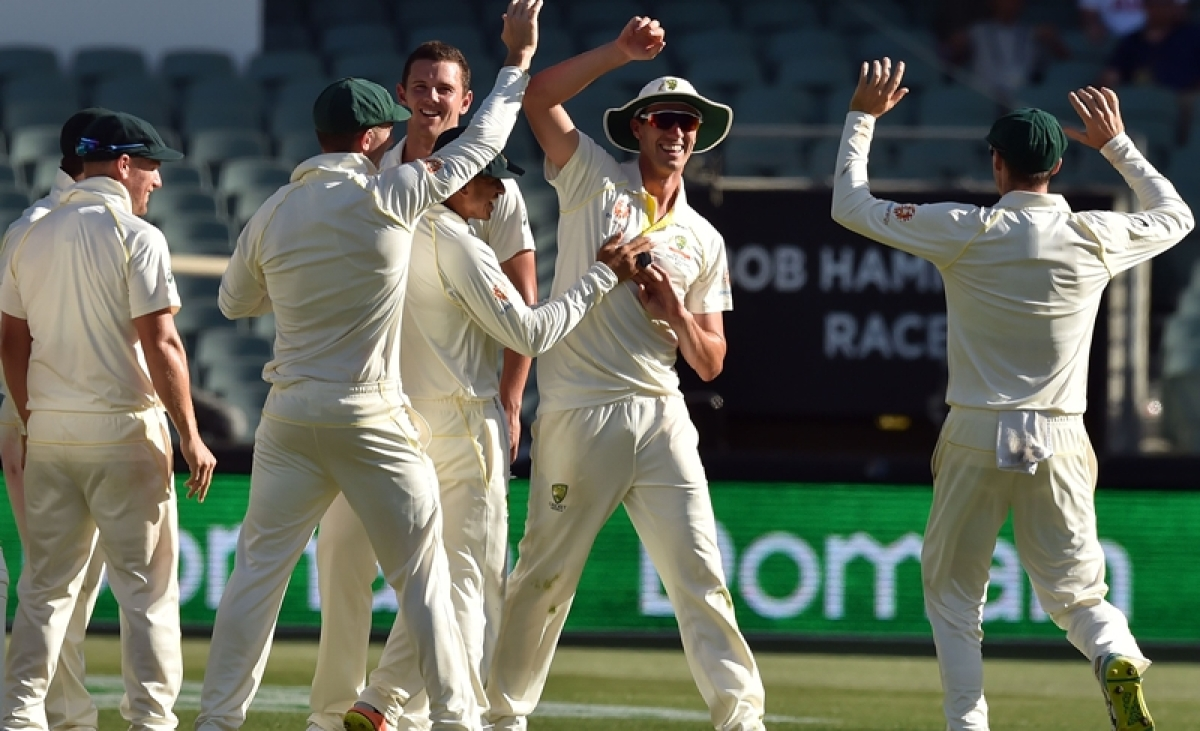 On the mark! Pat Cummins produces stunner to dismiss Cheteshwar Pujara at end of Day 1 at Adelaide