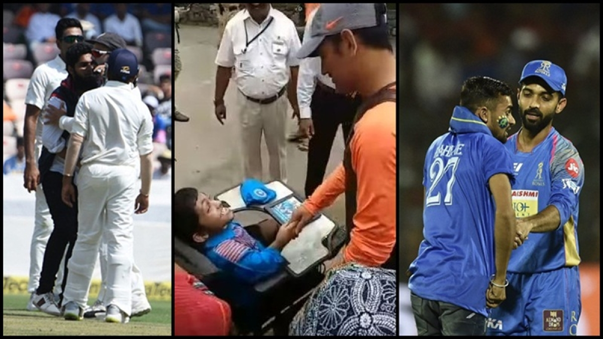 Finding Fan-ny! Handshakes to Kisses, 2018 fulfilled dreams of many crazy cricket fans