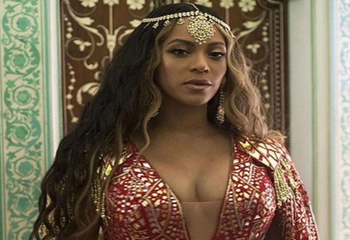 Diva meets Devi: Beyonce looks ethereal at Isha Ambani's pre-wedding bash in Udaipur