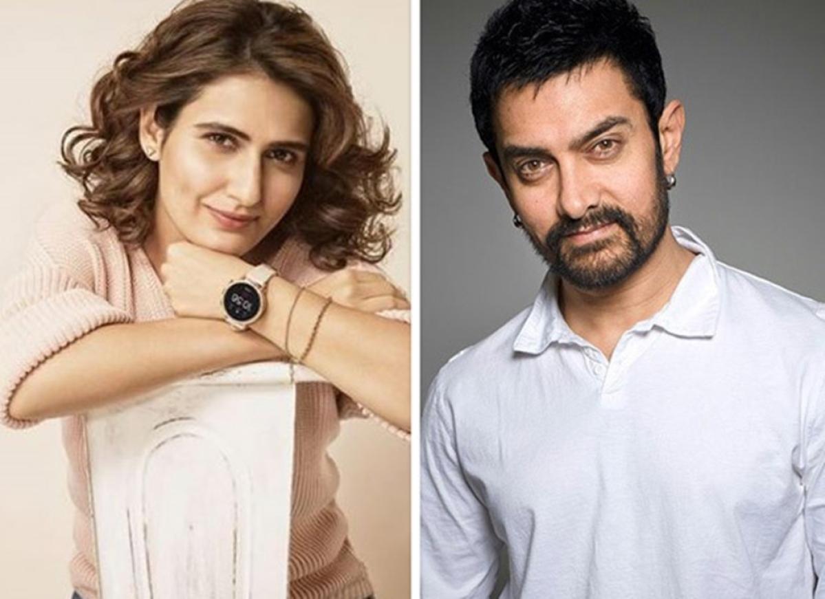 Fatima Sana Shaikh finally addresses link up rumours with Aamir Khan
