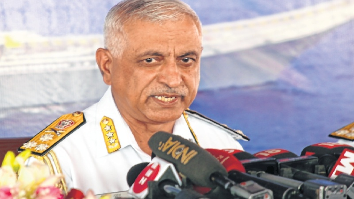 Navy ready for any attack: Vice Admiral Girish Luthra