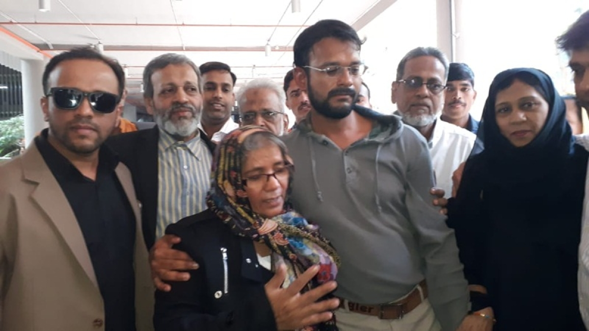 Mumbai: Mother's untiring labour of love brought back son from Pakistan