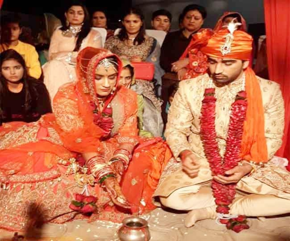 Happily Married! Wrestler Vinesh Phogat ties knot with Somvir Rathiin Haryana