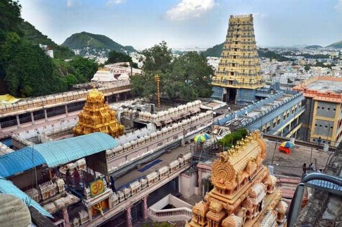 Andhra Pradesh: Indrakeeladri Temple issues dress code for devotees, traditional dress mandatory for women