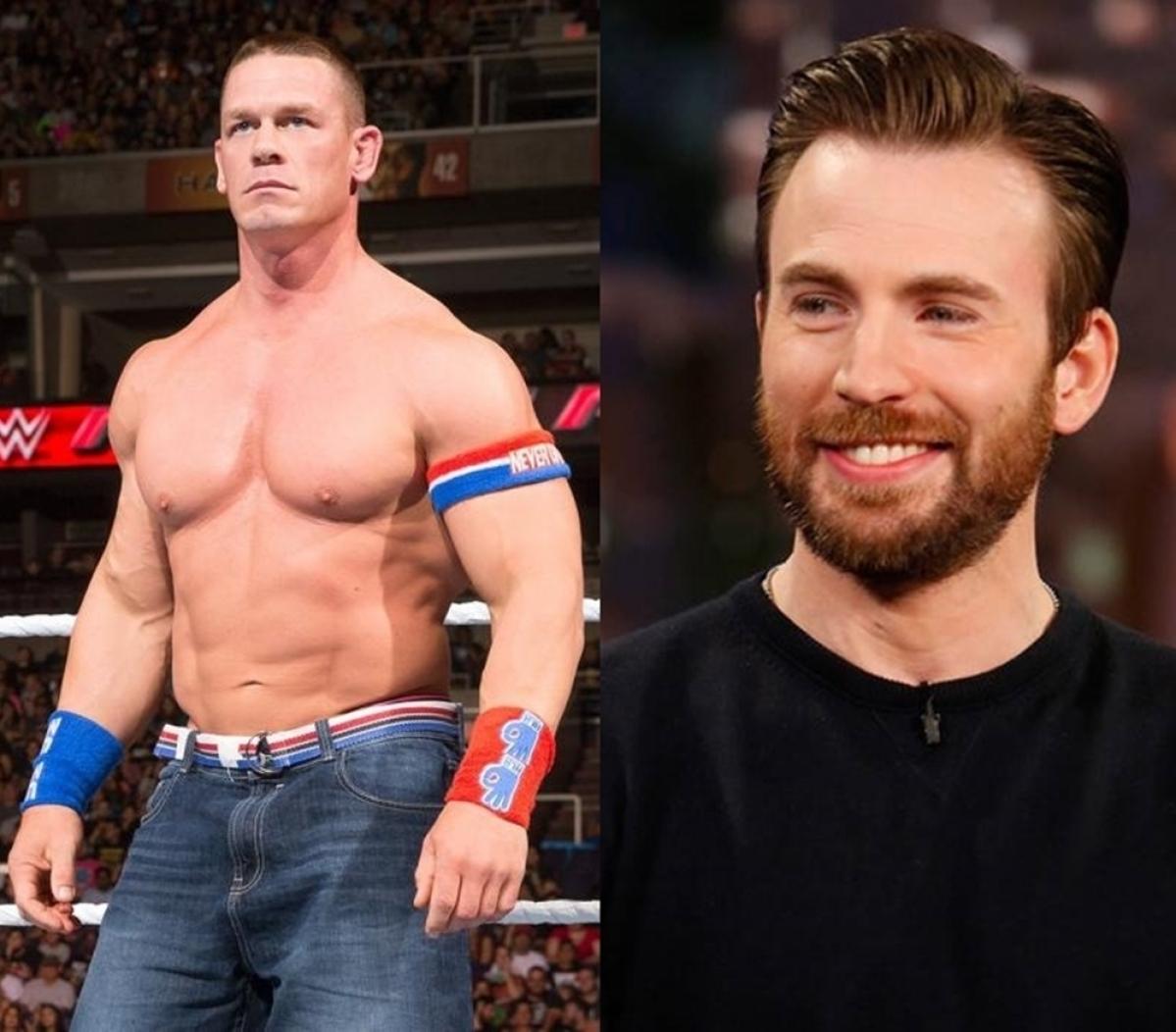 Say What! WWE star John Cenato replace Chris Evans as 'Captain America'?