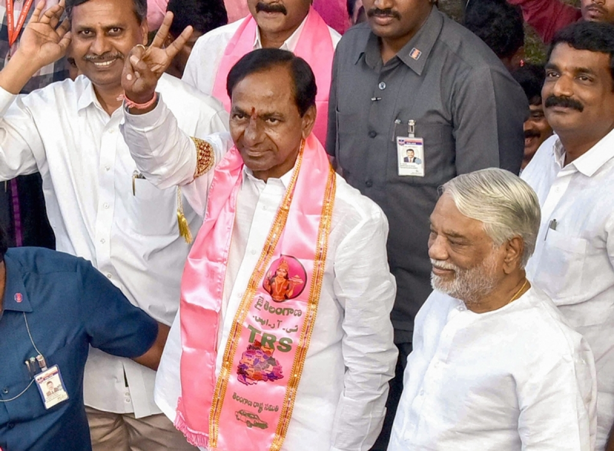 Telangana Election Results 2018: KCR to take oath as Chief Minister on Thursday