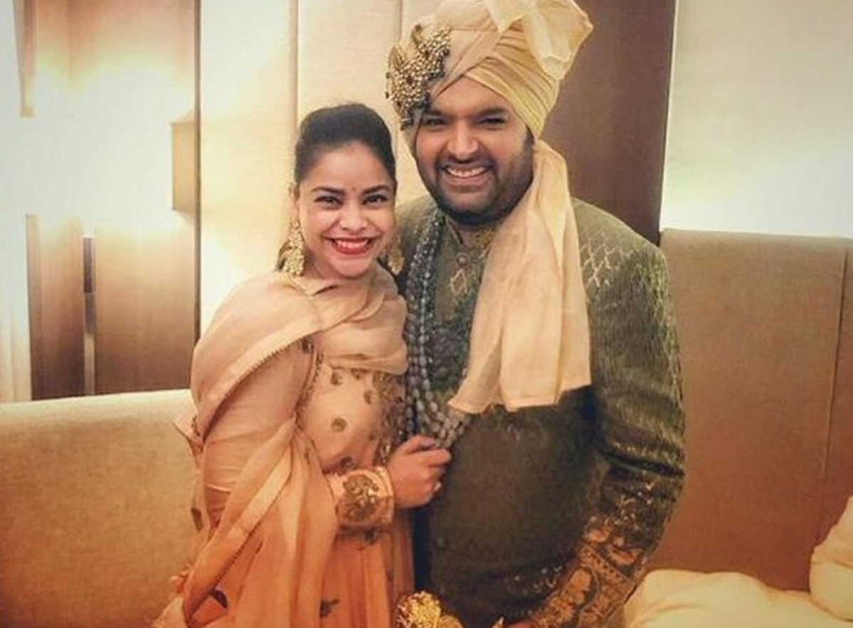 Kapil Sharma's this picture with Sumona Chakravarty screams for second season of The Kapil Sharma show'