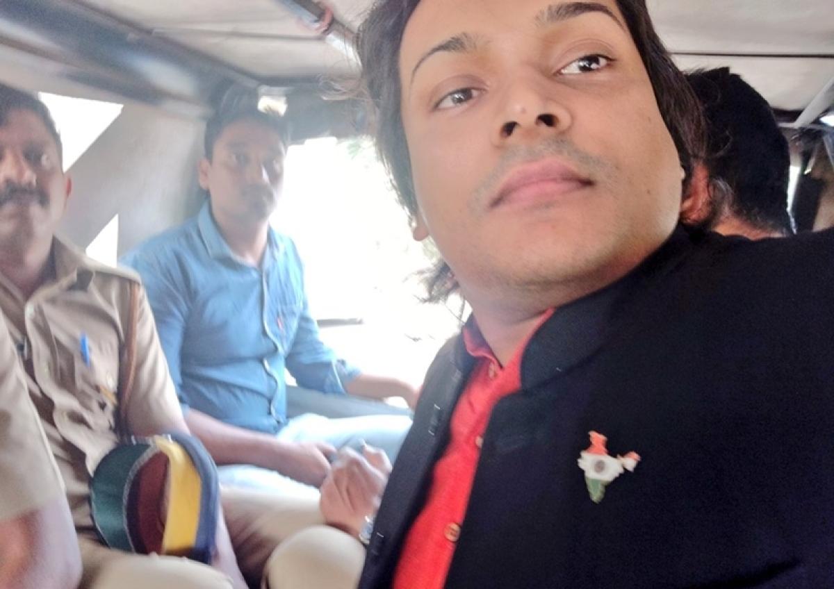 Sabarimala violence: Kerala police arrest Rahul Easwar for defying bail condition