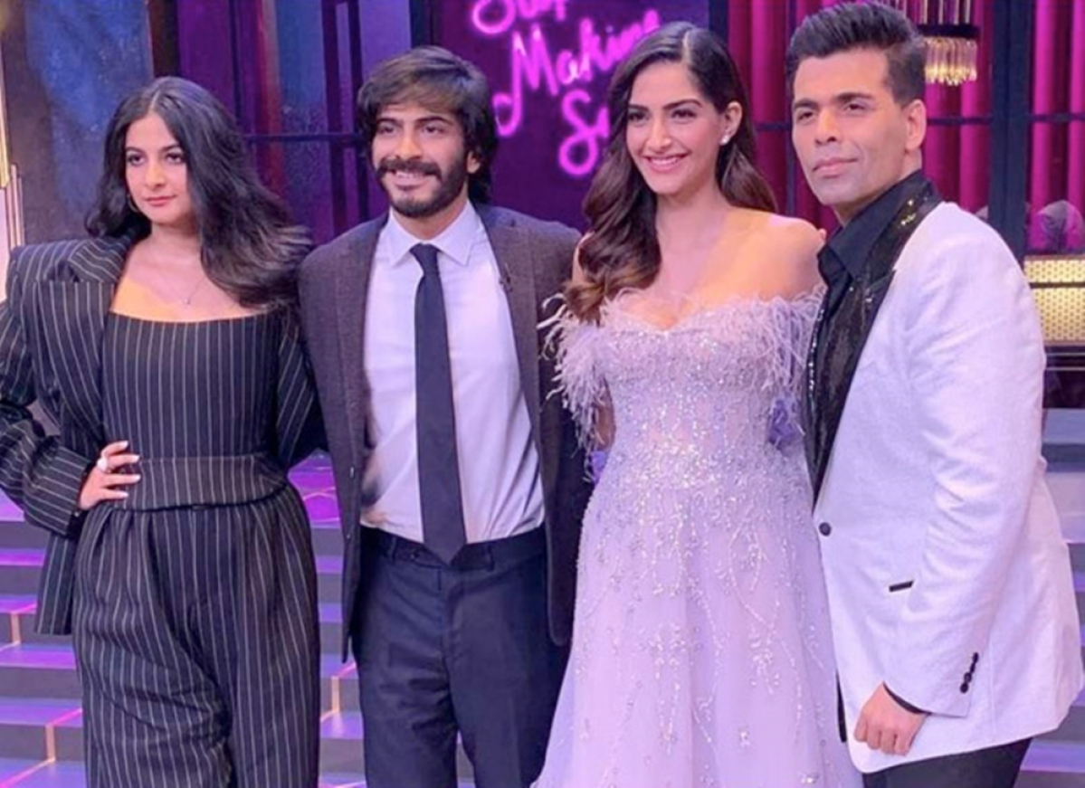 Koffee With Karan 6: Harshvardhan Kapoor wants to romance Suhana and Ananya in these Bollywood classics