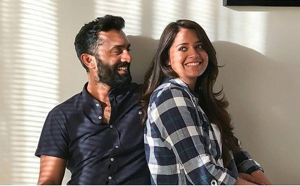 Love Match! Dinesh Karthik and Dipika Pallikal: Cricket meets squash in a sweet, romantic tale