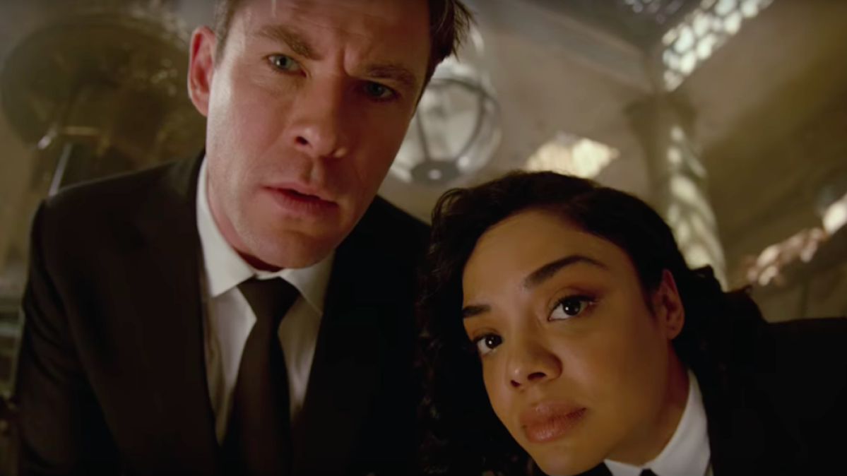 'Men in Black International' Trailer: New men and women are back as defenders of the galaxy