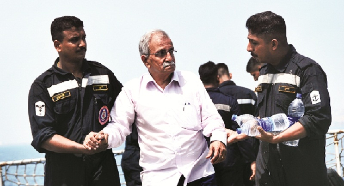 Navy Day 2018: Missions undertaken by Indian Navy in friendly countries