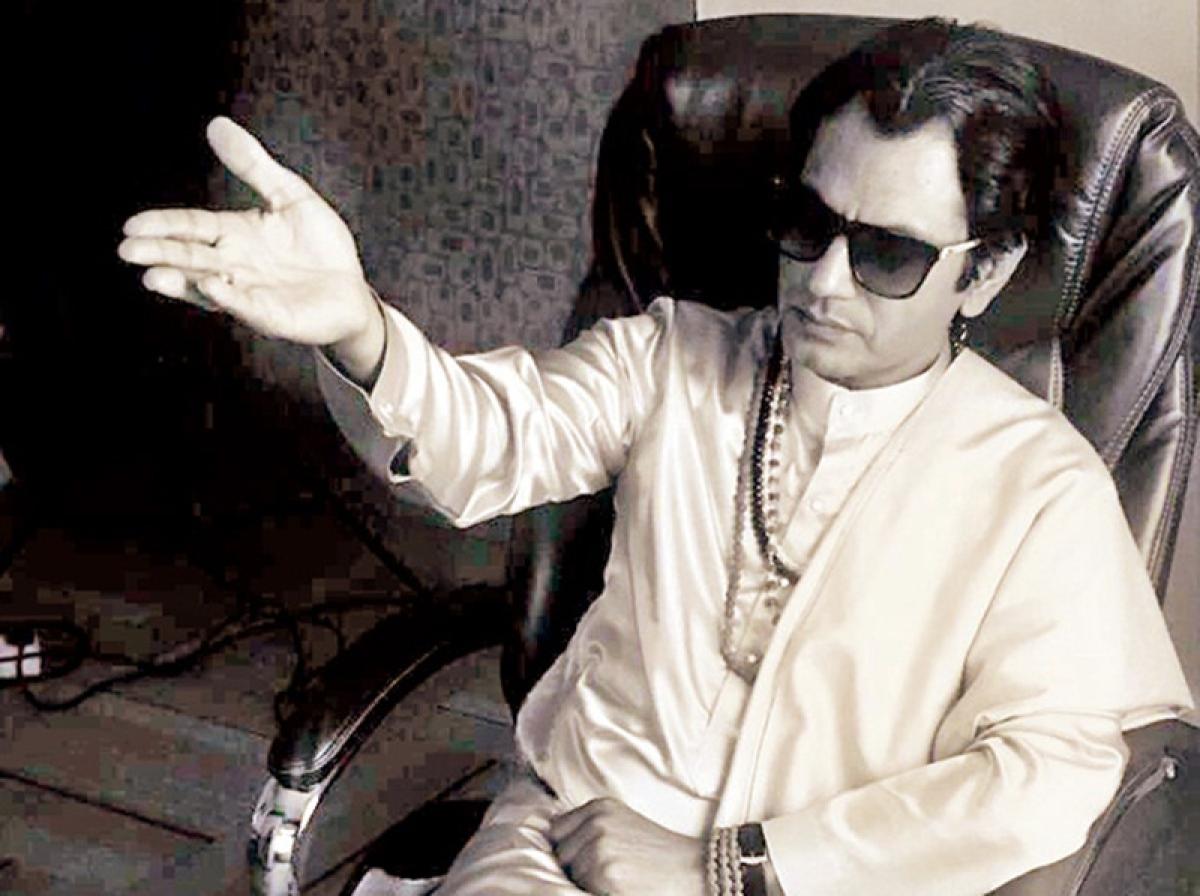 Marathi version of Thackeray biopic: Actor Sachin Khedekar to be 'voice' of Shiv Sena founder
