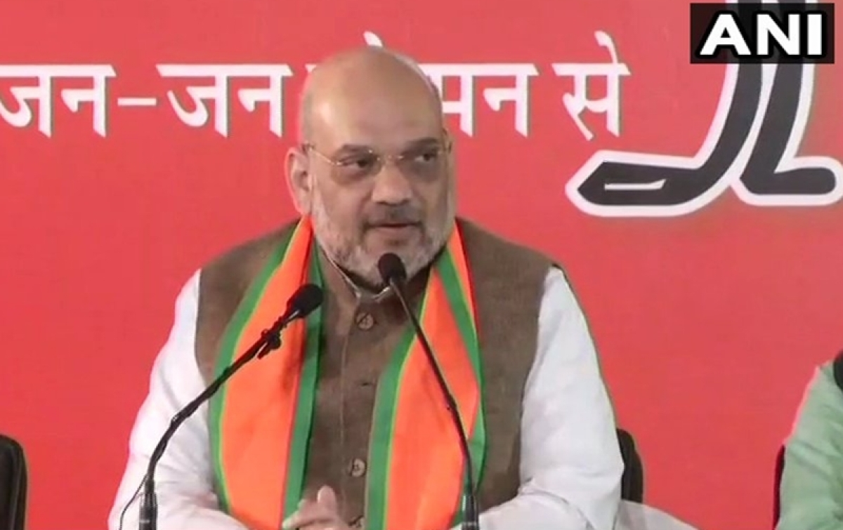Christian Michel's statement to ED brought out truth about Congress, Gandhi family: Amit Shah