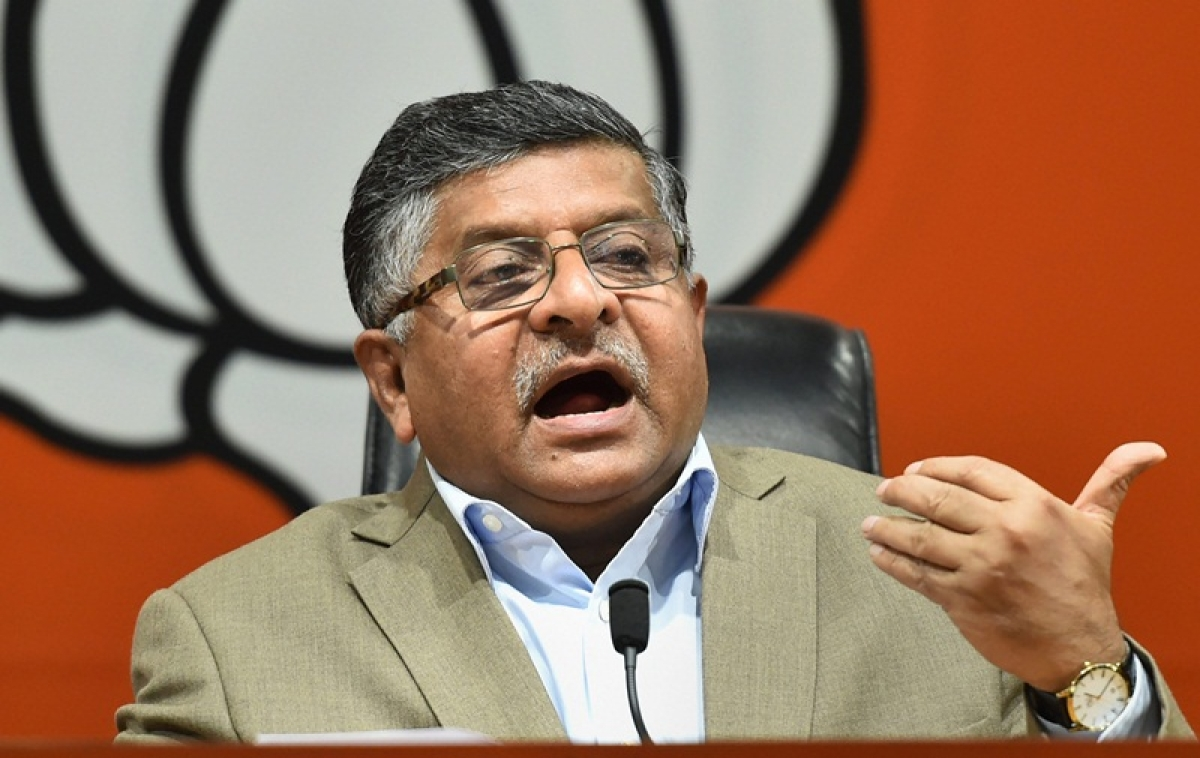 After condemnation from across the board, RS Prasad says BJP won't take Gopal Kanda's support