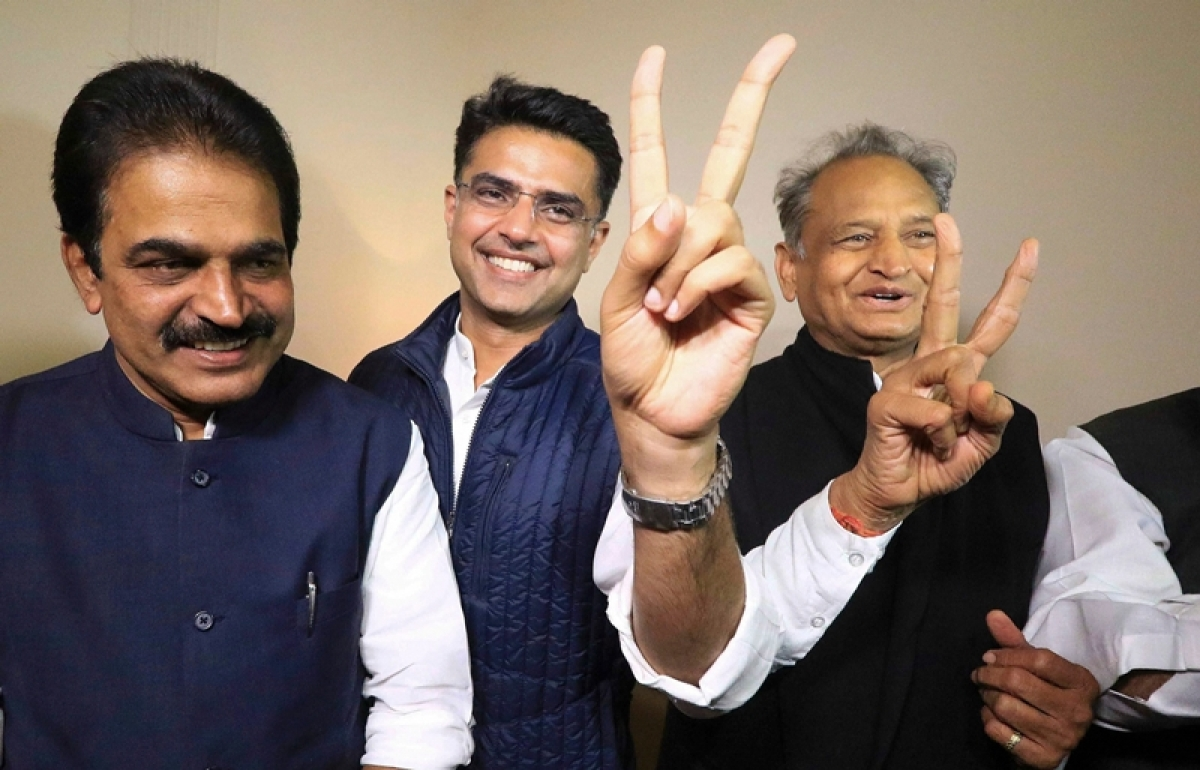 Rajasthan political turmoil: 109 MLAs back CM Ashok Gehlot; party MLAs issued whip to attend meeting or 'face action'