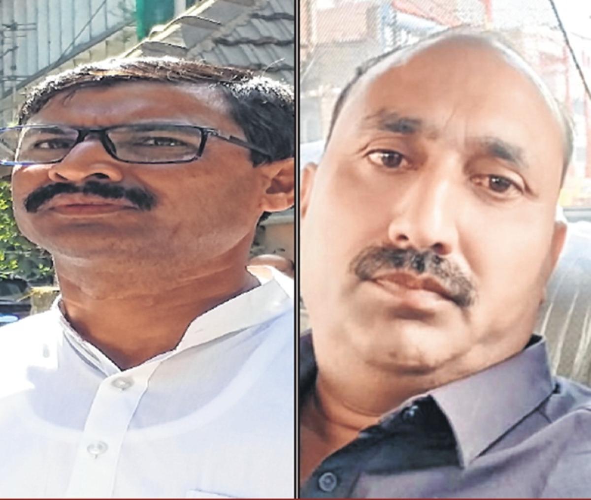 Rubabuddin (L) and Shanawazuddin (R)