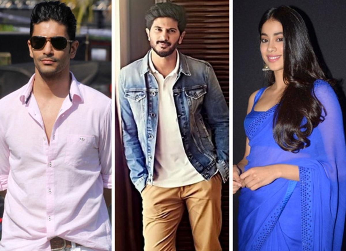 Gunjan Saxena biopic: Angad Bedi to replace Dulquer Salmaan in Janhvi Kapoor starrer