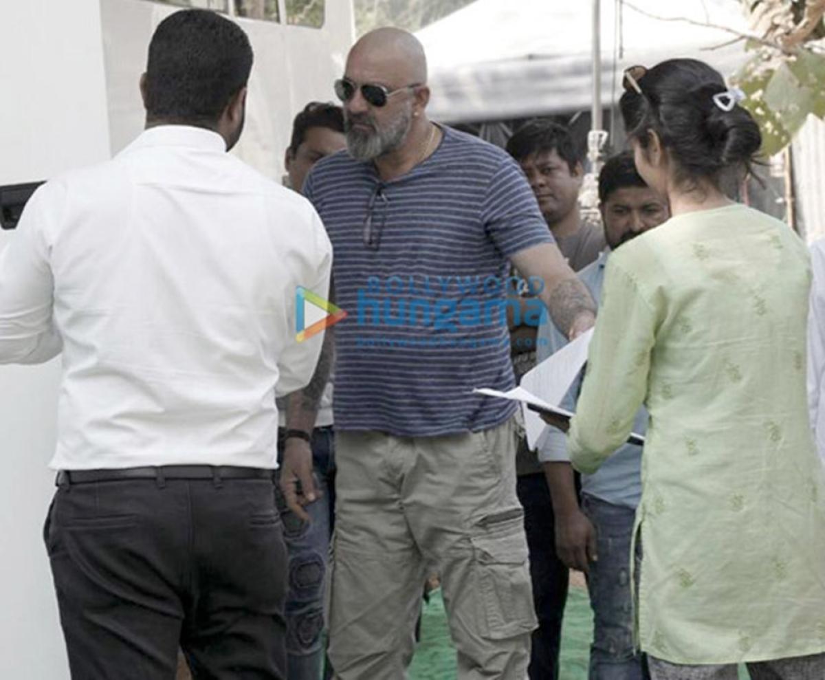 'Shamshera': Sanjay Dutt starts shootingfor the film sans Ranbir Kapoor
