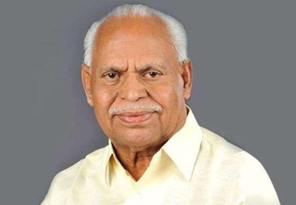 Senior Kerala Congress leader CN Balakrishnan passes away 87