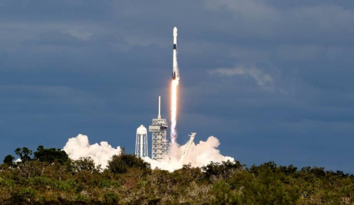 Dragon capsule successfully separates from rocket: SpaceX