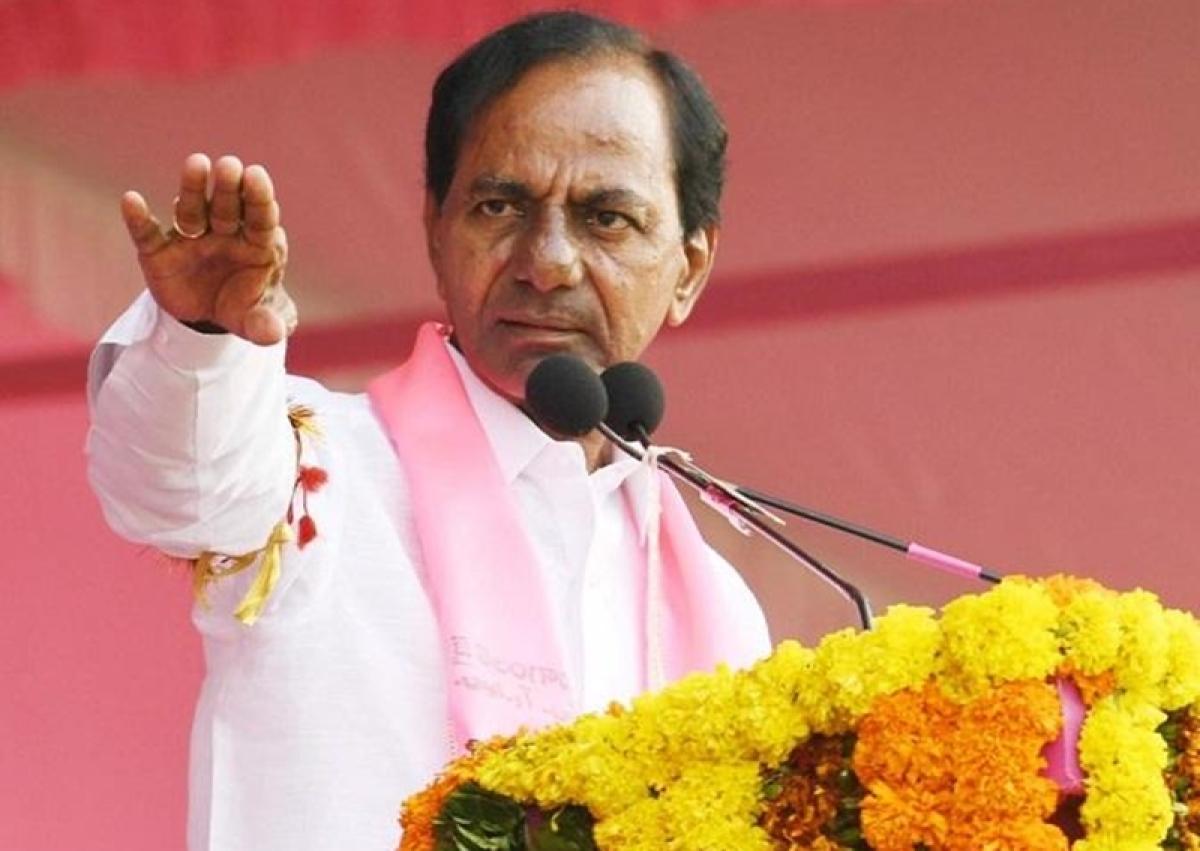 I have no desire to become PM: K Chandrashekhar Rao