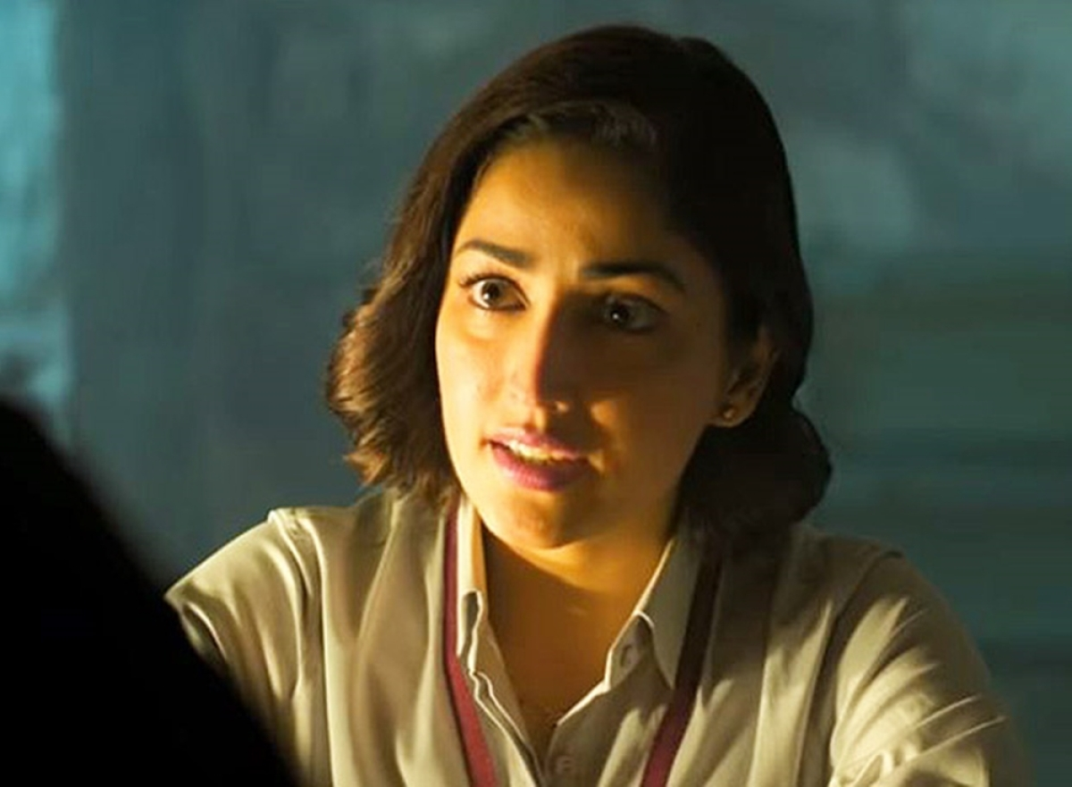 Yami's response on her double meaning 'Akhrot' dialogue from 'URI' is hillarious
