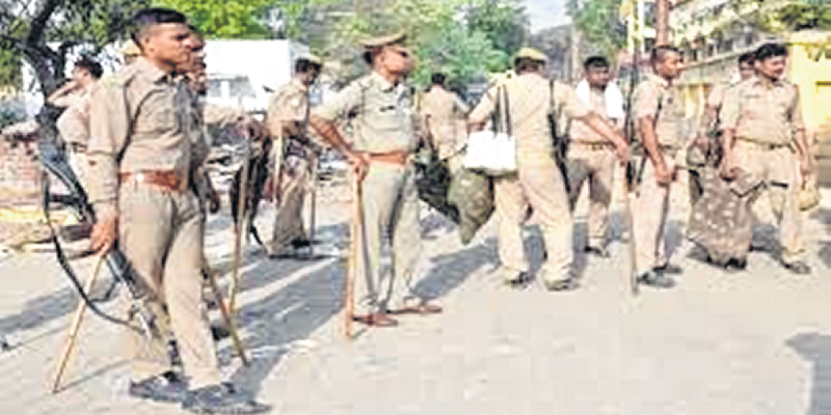 Mumbai: Police to be out in full force to guard city on New Year's Eve
