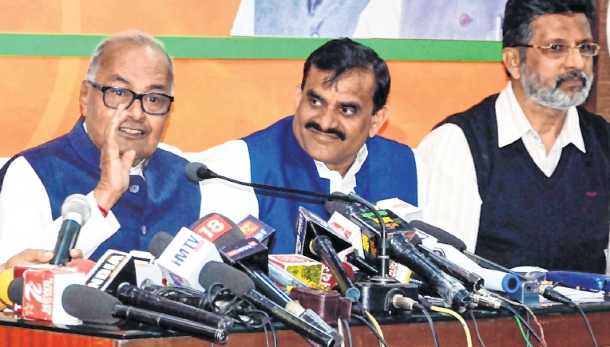 Bhopal: Loan waiver ordered without preparations: Ex-Finance Minister