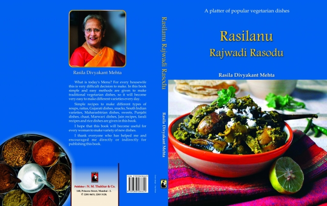 Rasila Divyakant Mehta: The lawful cook