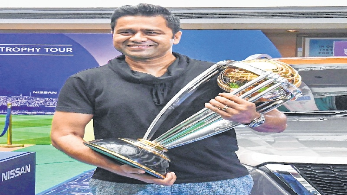 Aakash Chopra names India favourites to lift '19 World Cup in England