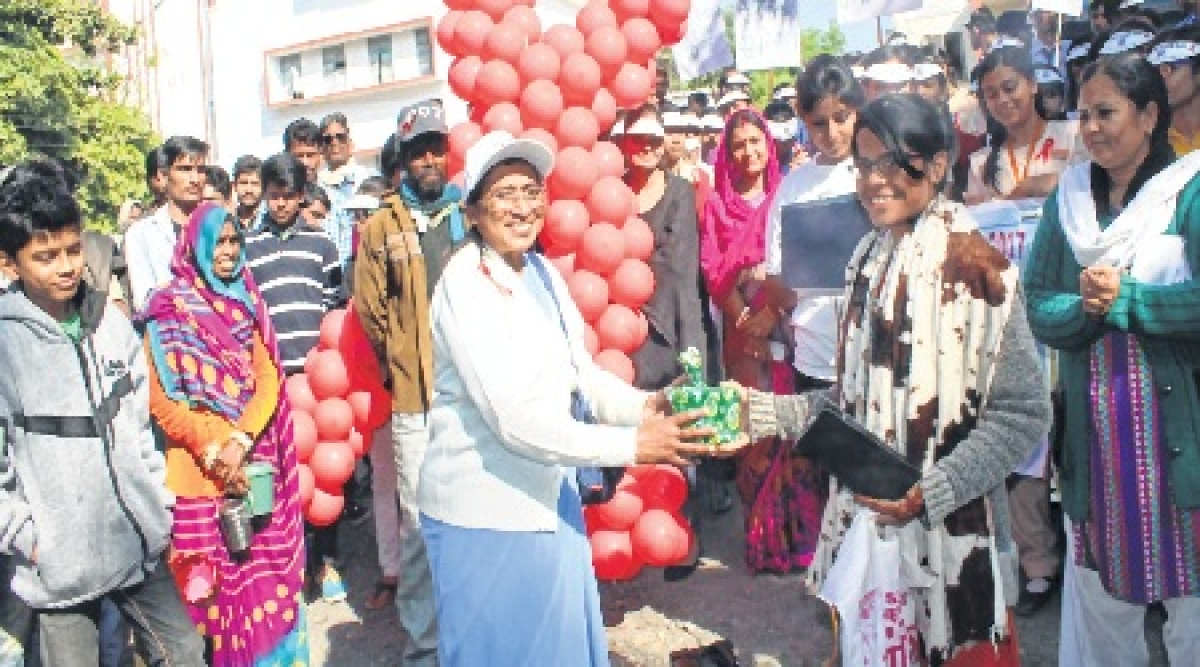 Indore: Awareness campaign focuses on prevention