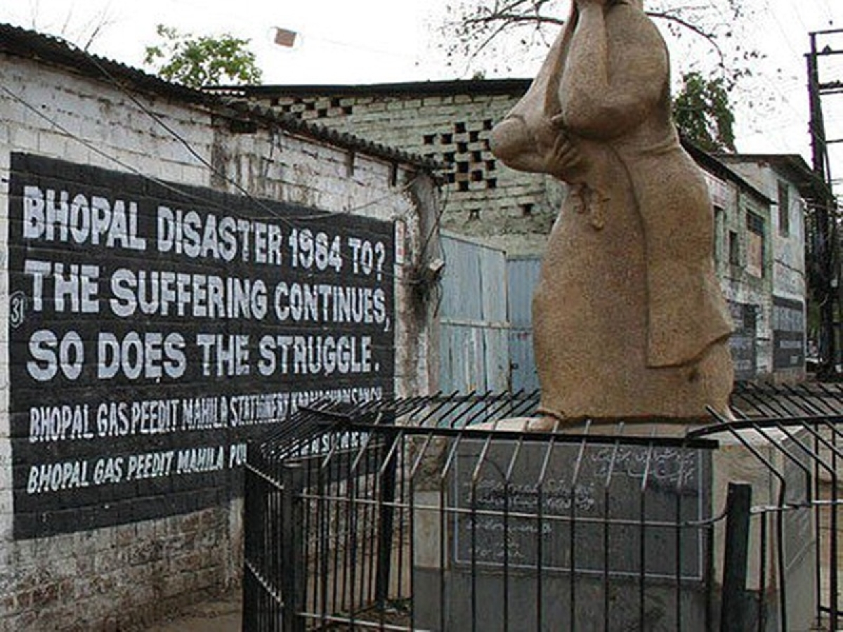 On This Day in History! December 3, 1984 – Deadly 'Bhopal Gas tragedy' leads to death of 3,787 people