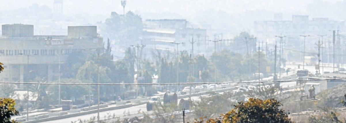 Bhopal: 6 degree celsius city braves season's coldest night