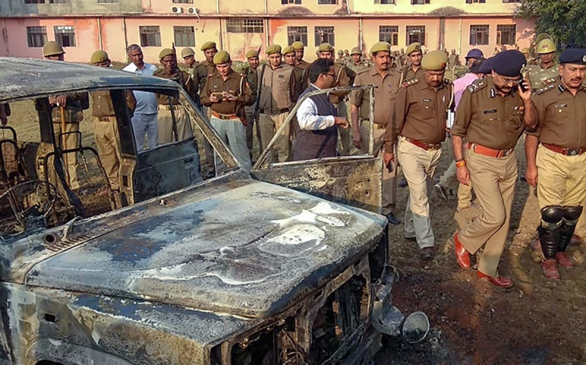 Bulandshahr violence: SSP, two police officials transferred for failing to respond during protest