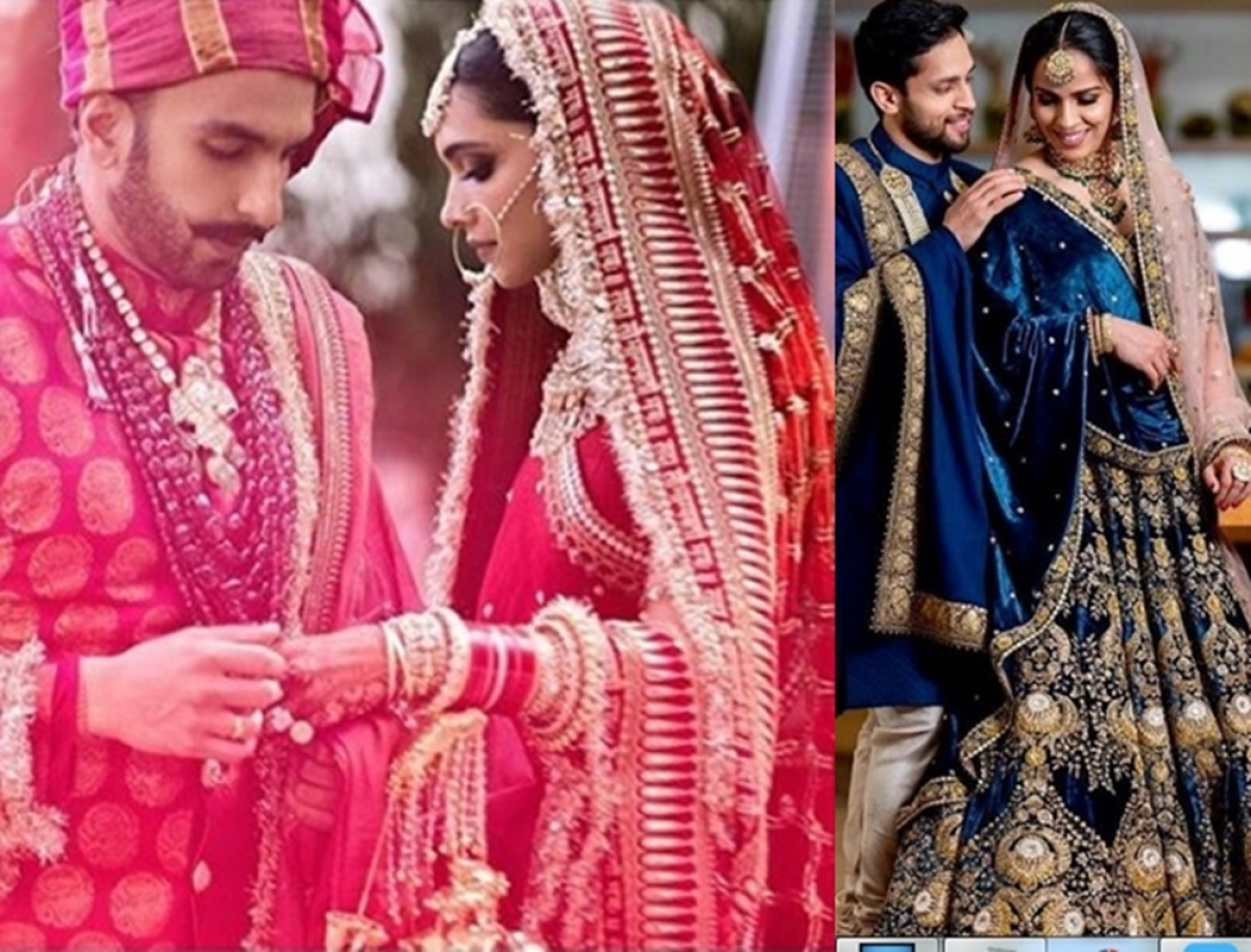 Deepika Padukone to Saina Nehwal: 14 high-profile celebrity weddings of 2018