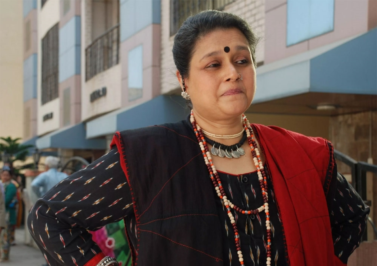 I try to find a different area: Supriya Pathakon playing a mother on-screen