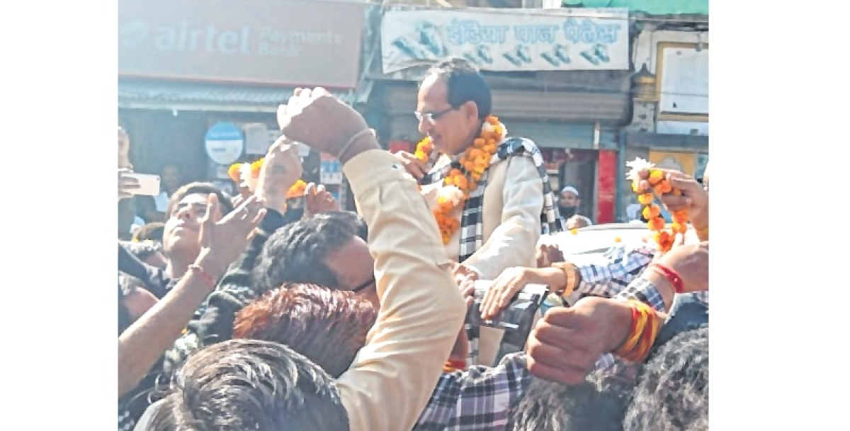 Don't know how long government will survive: Shivraj Singh Chouhan