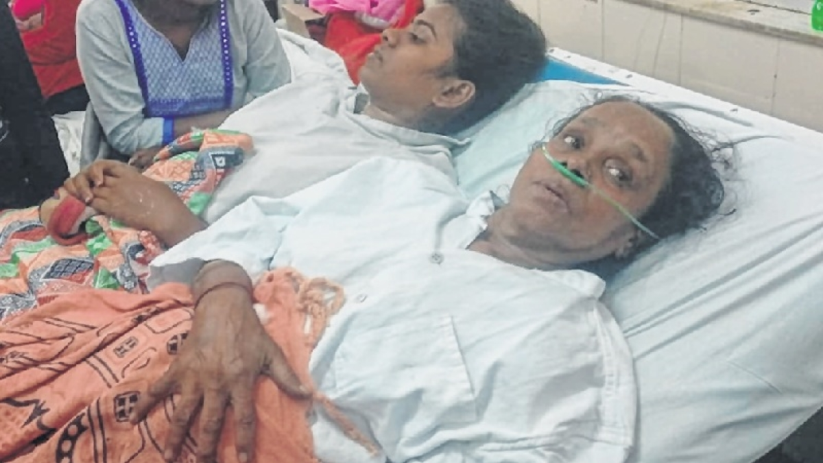 Mumbai: 72-year-old is run over in narrow staircase